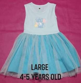 Tutu Dress Large for 5-6 years old