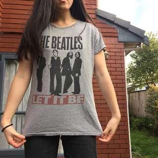 Vintage Beatles tee