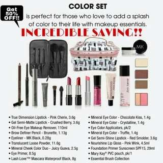 OFFER!! MARY KAY COLOR SET