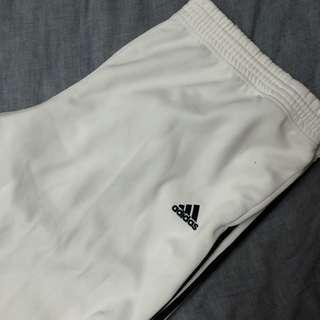🚚 Adidas古著休閒五分褲