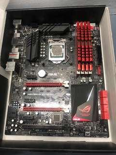 Asus Maximus VI Hero Motherboard