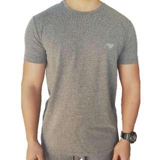 Emporio Armani Jeans Tee Dark Grey
