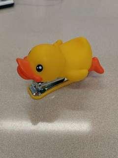 B-Duck 3D cartoon stapler
