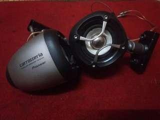 Speaker satelite carrozzeria