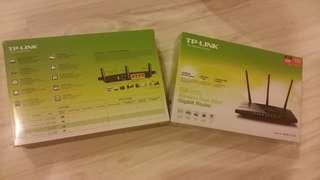 Brand new latest TP-Link router Archer C1200 sealed in box
