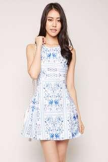 MDS Leighton Dress in Print
