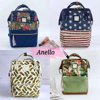 代購Anello特別款背包
