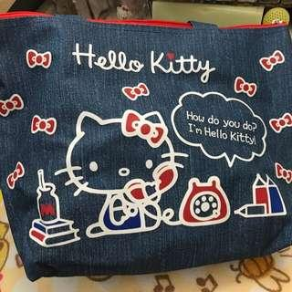 Hello Kitty Bag 一套4件袋