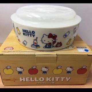 Sanrio Hello Kitty 微波爐碟