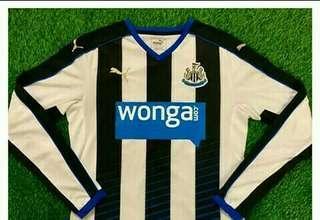 Newcastle united jersey