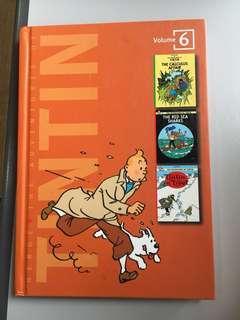 Tin Tin Adventures (volume 6)
