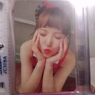Red Velvet Russian Roulette Wendy PC