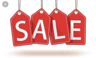 Massive Sale This October