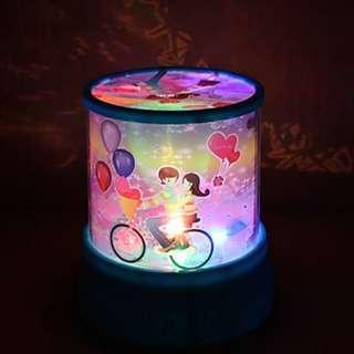 Star Beauty Projector Lamp
