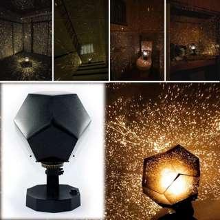 DIY Night Lamp Star Projector