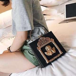 3D Angel Bag