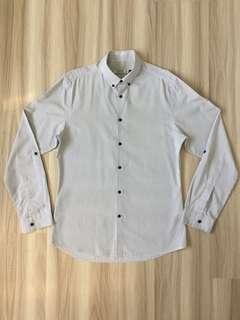 Topman Long Sleeves Buttondown