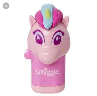 Smiggle Sharpener Eraser Set Unicorn