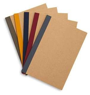 [PO] A5 muji lined notebook
