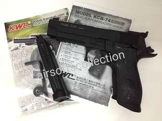 Airsoft KWC P226 X-five Co2 blow back