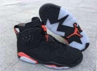 Jordan 6 retro infrared black🦑🌹- shipping only - free shipping🛩