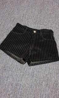 Grandma Funk Velvet Shorts