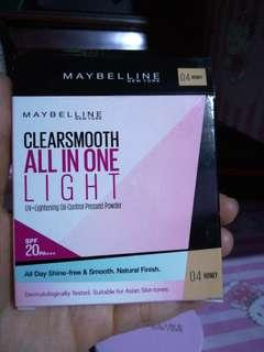 Maybelline Clearsmooth Pressed Powder