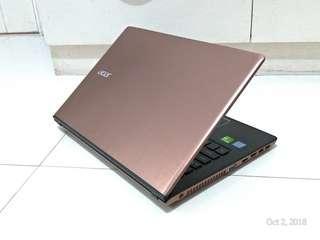 Acer Aspire E5 7thgen Core i5 Gaming Nvidia 940mx GDDR5 Graphics 1Tera HDD 4GB DDR4