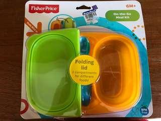 Fisher price meal kit for baby brand new