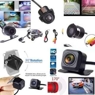 Various New Rear View / Reverse Camera - choose your preferred design