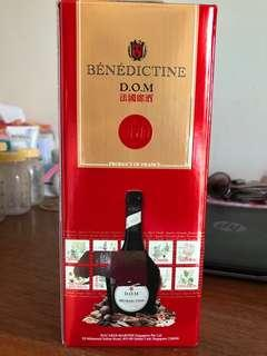 Benedictine DOM brand new