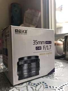 Meike FX 35mm f/1.7