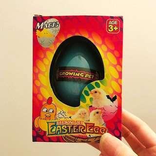 Growing Pet Easter Egg