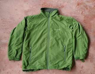Montbell hiking outdoor fleece jacket size L