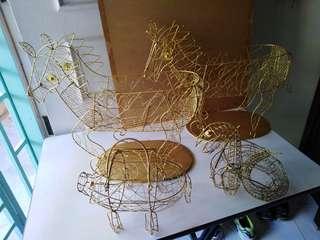 All 4 Basket design for hamper make  by iron