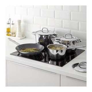 7 piece cooking set IKEA