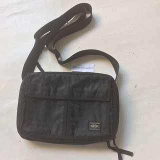 PORTER yoshida shoulder bag motif