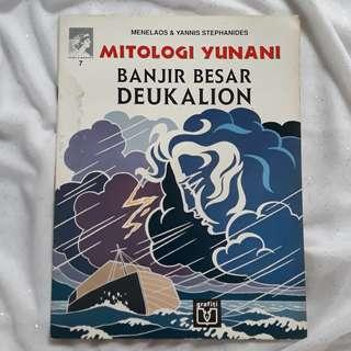 Mitologi Yunani 7 : Banjir Besar Deukalion - Menelaos & Yannis Stephanides