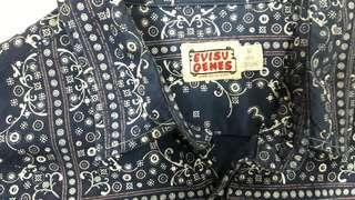Evisu long sleeve shirt