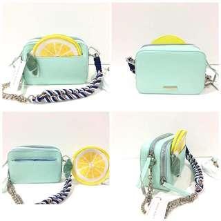Chatles & Keith Lemon Crossbody bag