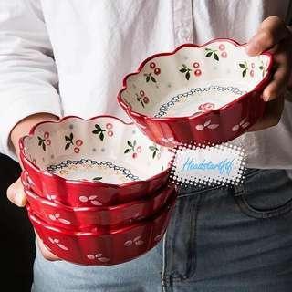 🚚 90)Ceramic Bowl(set of 3-6)