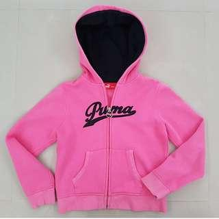 Puma Hooded Sweater Kids / Hooded Sweat Shirt / Sweater