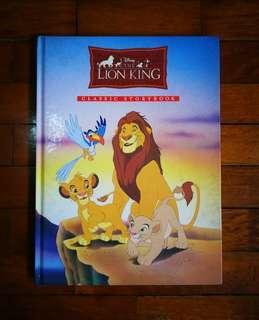 THE LION KING CLASSIC STORYBOOK