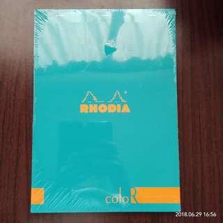 Rhodia Bloc Color N18 Lined Pad