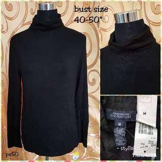 Plus size pullover