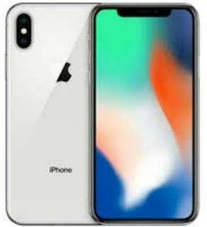 10-Mth Old iPhone X 256GB Silver
