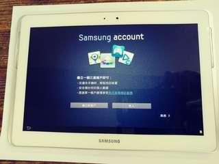 Samsung Galaxy Tab2 10.1 wifi 16g (99%新包括用電量)