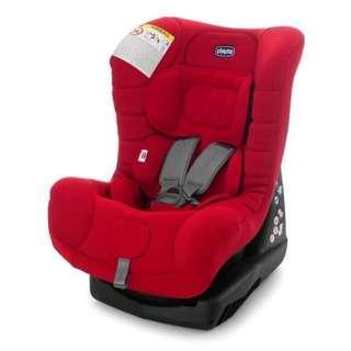 Chicco Eletta Car Seat Comfort Race
