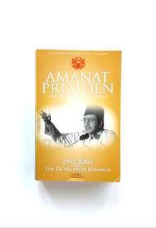 Amanat Presiden