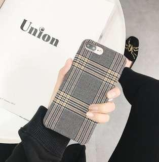 Plaid Case for iPhone